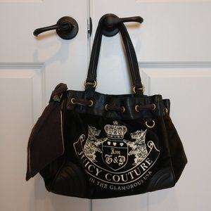 Juicy Couture classic Velour Tote